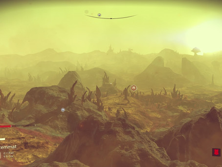 Review(?):  No Man's Sky