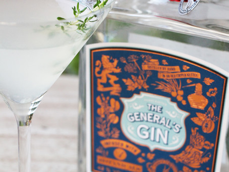 The General's Gin Gimlet