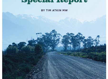 Tim Atkin - South Africa 2018 Special Report