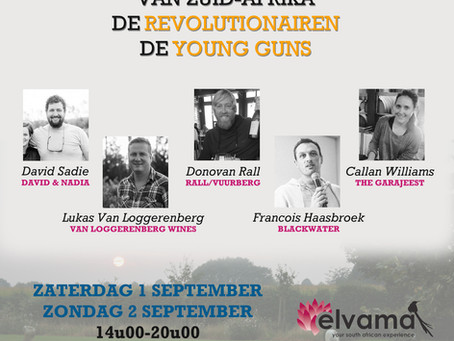 Ontmoet de Young Guns van Zuid-Afrika!