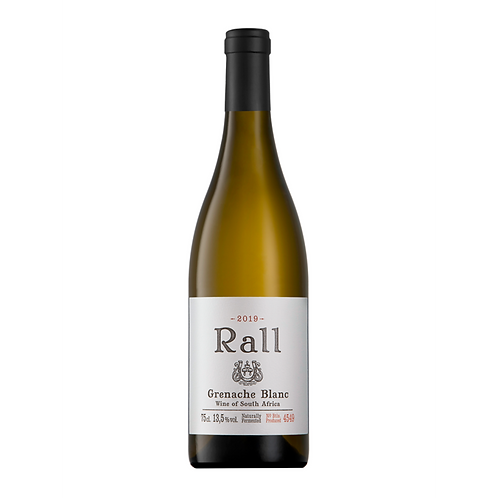 Rall Grenache Blanc 2019