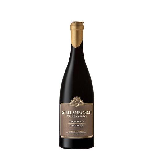 Stellenbosch Vineyards Limited Release Grenache 2018