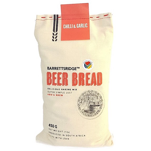 Barrett's Ridge Chili & Garlic Beer Bread