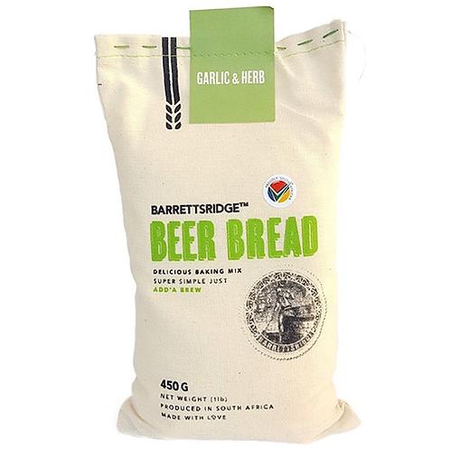 Barrett's Ridge Garlic & Herb Beer Bread