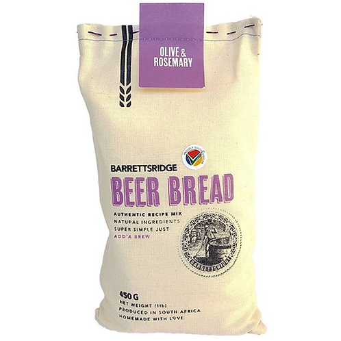Barrett's Ridge Olive & Rosemary Beer Bread