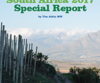 Tim Atkin - South Africa 2017 Special Report