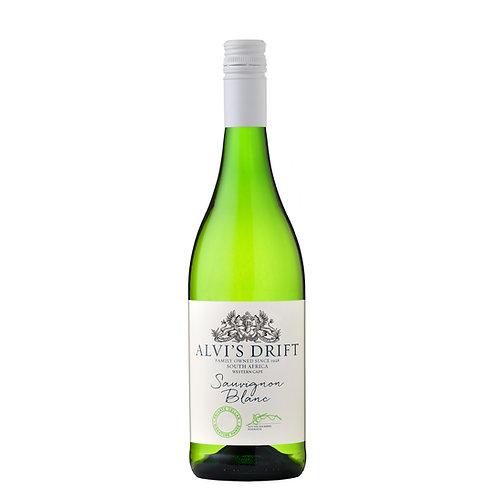 Alvi's Drift Signature Range Sauvignon Blanc 2019