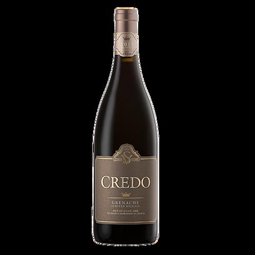Credo Limited Release Grenache 2018