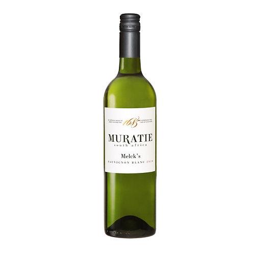 Muratie Melck's Sauvignon Blanc 2020