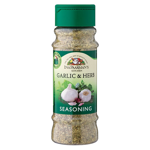 Ina Paarman Garlic & Herb Seasoning