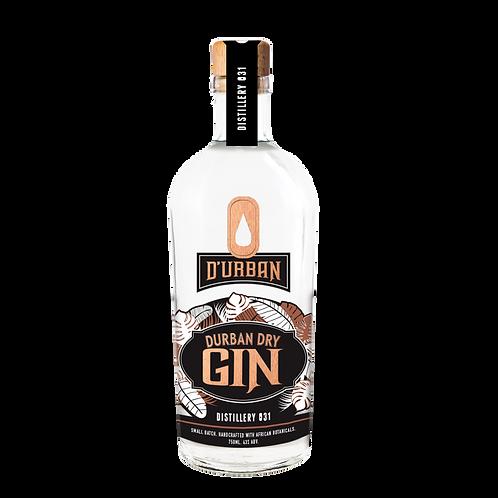 Distillery 031 D'Urban Dry Gin