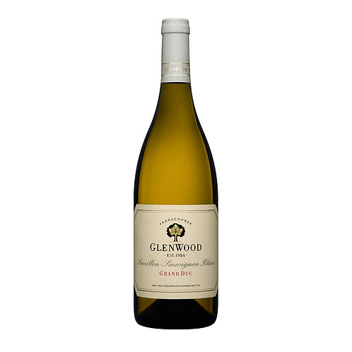 Glenwood Grand Duc Semillon/Sauvignon Blanc 2016
