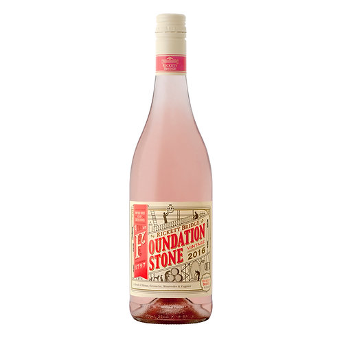 Rickety Bridge Foundation Stone Rosé 2020