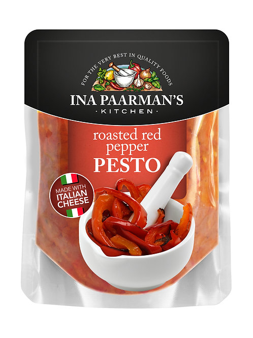 Ina Paarman Roasted Red Pepper Pesto