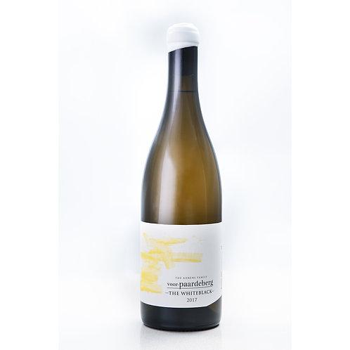 The Whiteblack 2017 Ahrens Family Wines