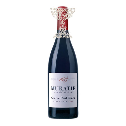 Muratie George Paul Canitz Pinot Noir 2017