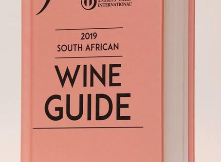 Platter's Wine Guide 2019 5☆ wijnen