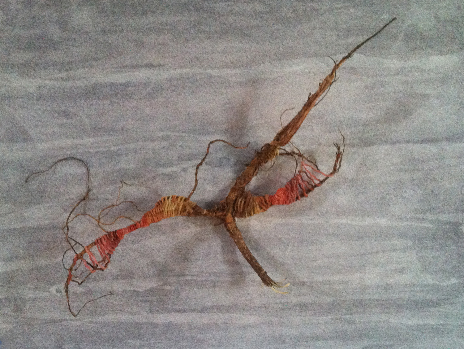 Root Weaving