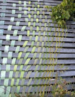 Falling Shed Weaving