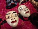 El actor y la máscara
