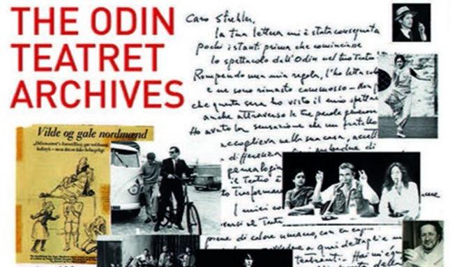 Los archivos del Odin Teatret