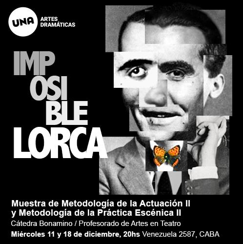 Imposible Lorca
