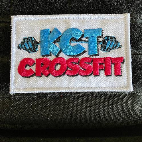 KCT Velcro Patch