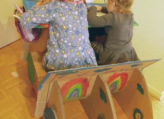 Un bureau pour enfant