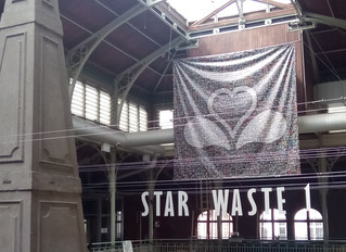 Star Waste : les Cartons s'exposent