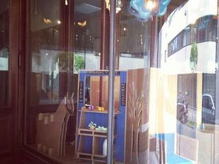 Une nouvelle vitrine chez Orybany