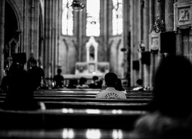 Is attending church in person worth it?
