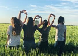 Finding a faithful flock of friends is Biblical