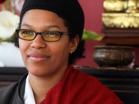 The black queer Buddhist teacher who is smashing stereotypes and leading an awakening on the left