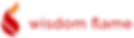 Wisdom Flame logo-horizontal-colour.png