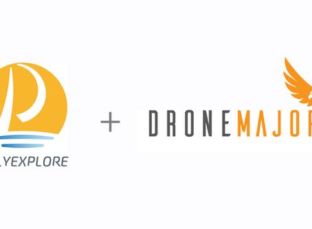 PolyExplore and Drone Major Announce Strategic Supplier Agreement
