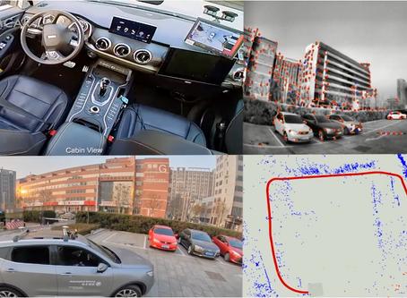 RTK GNSS-INS System Enables Autonomous Vehicle Parking