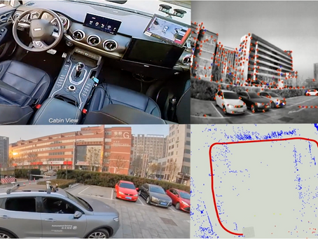 RTK GNSS-INS System Enables Autonomous Vehicle Parking