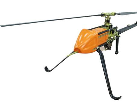 Long-Range 3D Mapping UAV Solution Under Development