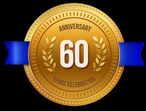 Celebrating 60