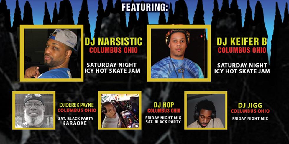 Columbus - 15th Annual Icy Hot Skate Jam