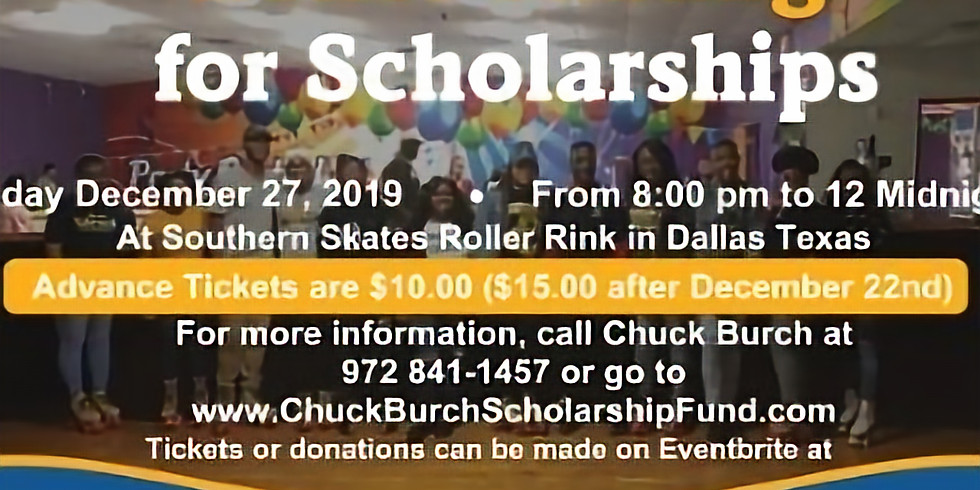 Dallas - Roller Skating for Scholorships