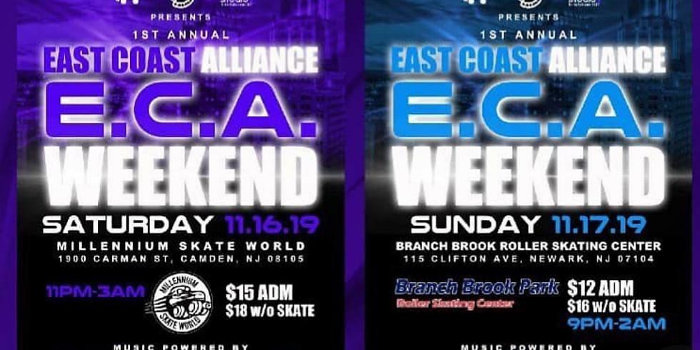 Camden - 1st Annual East Coast Alliance Weekend