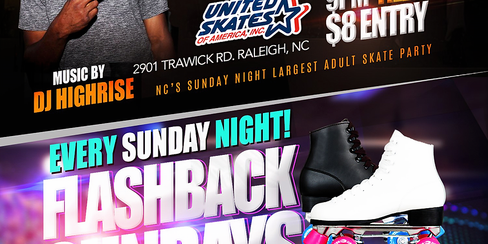 Raleigh - Pre Thanksgiving Adult Skate Party
