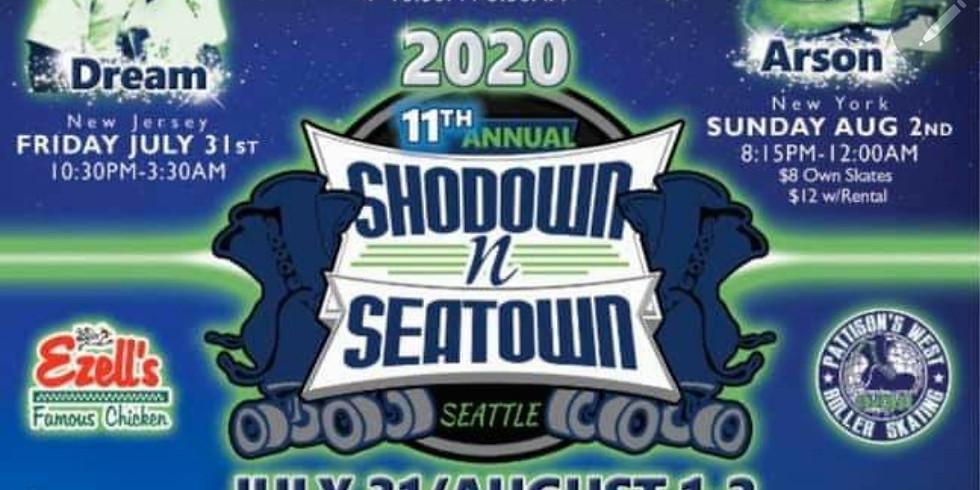 Seattle - 11th Annual Shodown n Seatown