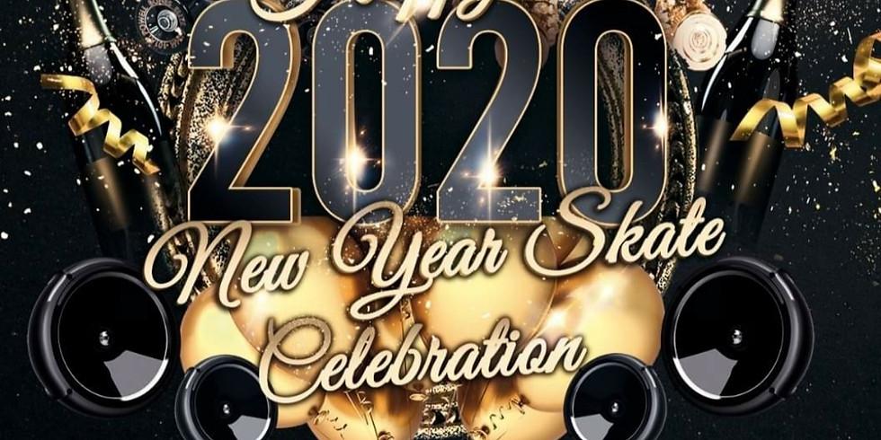 Dallas - New Years Eve Skate Celebration
