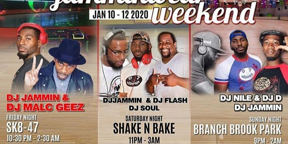 Baltimore - Jamminwear Weekend