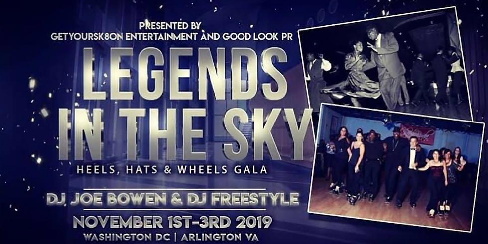 Legends In The Sky