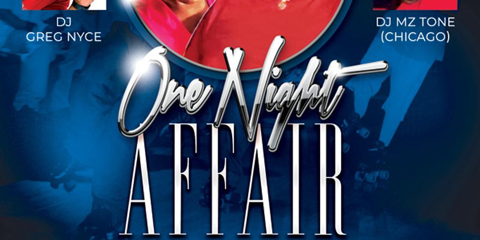 Decatur - One Night Affair - Regional Skate Event