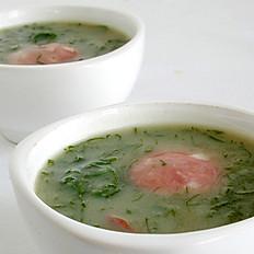 BRAZILIAN SOUP (Caldo Verde)