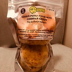 Stuffed Pão de Queijo